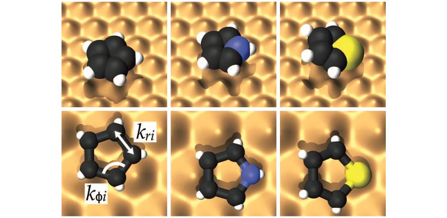 5 Member Ring Molecules