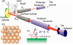 Chemical Science accepts paper on Ionic Liquids